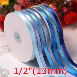 13mm single face satin ribbon