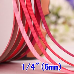 6mm Grosgrain Ribbon