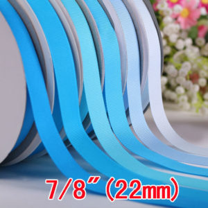 22mm Grosgrain Ribbon