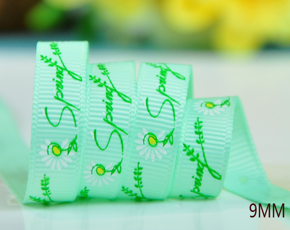 9mm spring ribbon