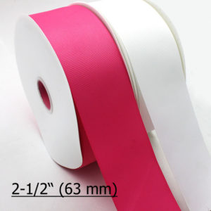 63mm Grosgrain Ribbon