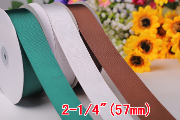 57mm Grosgrain Ribbon