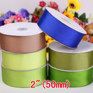 50mm Grosgrain Ribbon