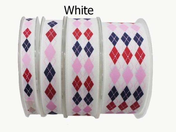 White Spring ribbon