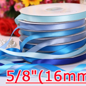 16mm satin ribbon