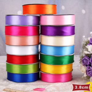 38mm satin ribbon