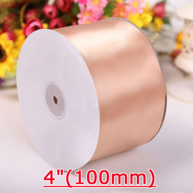 """Red Satin Sash Ribbon 4/"""" 100mm Extra Wide Wedding Hen Nights Partys"""